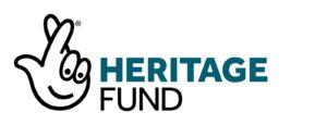 National Lottery Heritage Fund (NLHF) logo